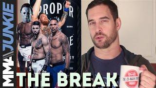 The Break: All hail the return of Jon Jones AND Conor McGregor