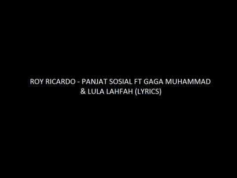 ROY RICARDO - PANJAT SOSIAL FT GAGA MUHAMMAD & LULA LAHFAH