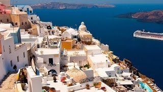Popular attractions of the island of Santorini (Greece). Travel to the island of Santorini