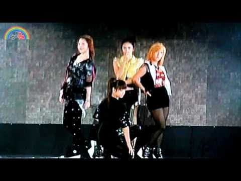 20100911 SMT Live in Shanghai - f(x) Mr Boogie [HD VCR cam]