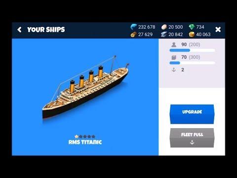 Seaport | The Titanic