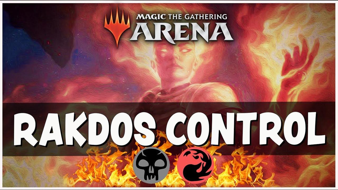 RAKDOS CONTROL – NO COUNTERSPELLS NEEDED – Standard MTG Arena Deck Guide