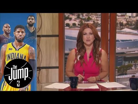 Cavaliers Should Go All-In On Paul George   The Jump   ESPN
