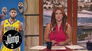 Cavaliers Should Go All-In On Paul George | The Jump | ESPN