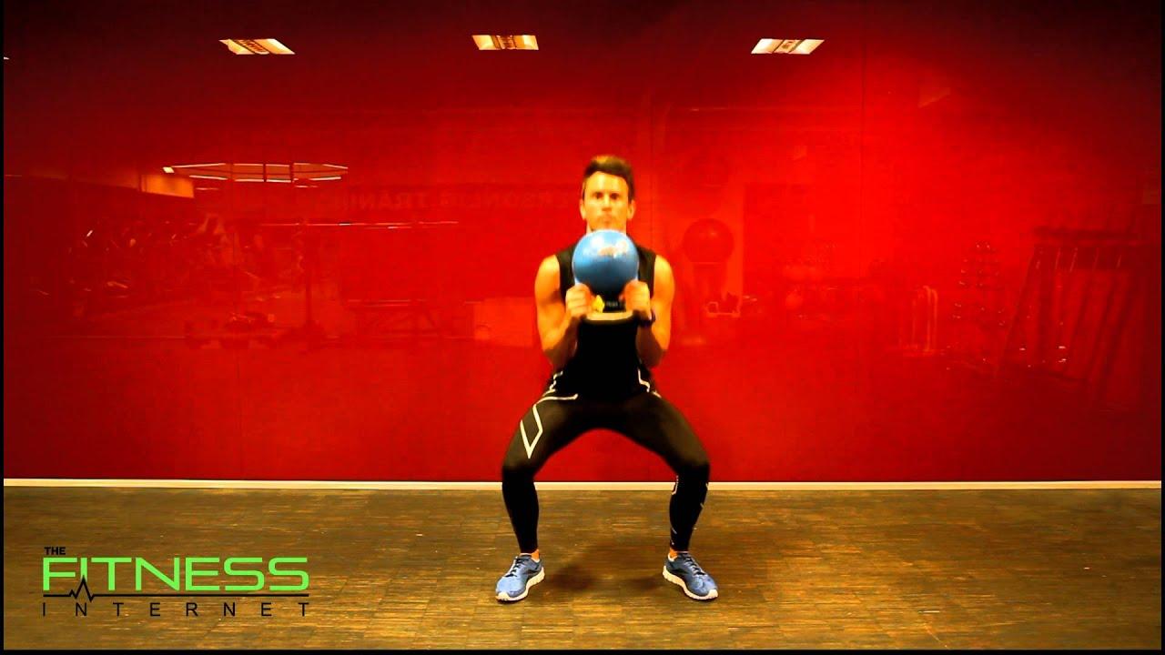 squats med vikt