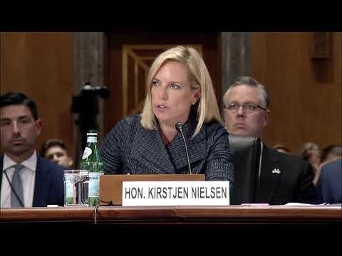 Senator Maggie Hassan Questions Secretary of Homeland Security Kirstjen Nielsen