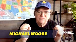 Michael Moore on Why Defunding Is Good for the Police