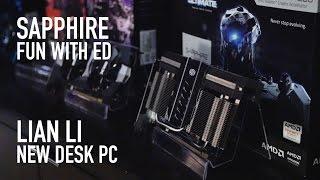 MOST EXPENSIVE DESK PC - Lian Li DK-04