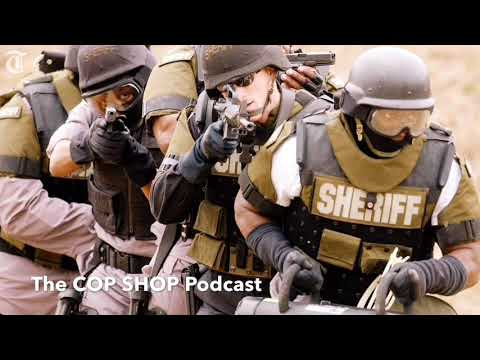 Cop Shop Podcast: Man pees on pharmacy wall
