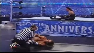 Wrestlemania XXV Shawn Michaels vs. The Undertaker Audio español parte 3-4