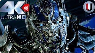 Transformers Age of Extinction Autobots Attacks K S I Scene (4K)