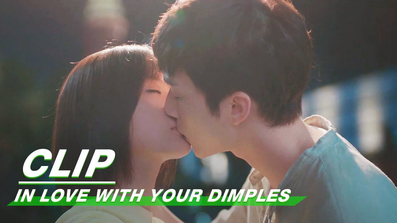 Clip: Lucky Tang's Kiss! | In Love With Your Dimples EP18 | 恋恋小酒窝 | iQiyi