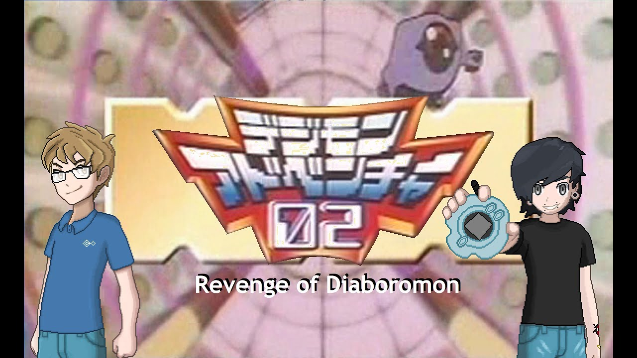 Digimon Adventure 02 Revenge Of Diaboromon Dub Reaction Best