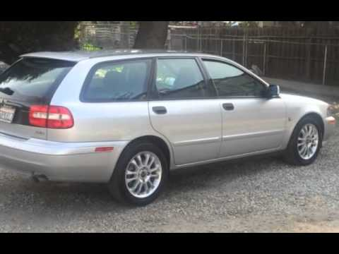 2003 Volvo V40 for sale in THOUSAND OAKS, CA  YouTube