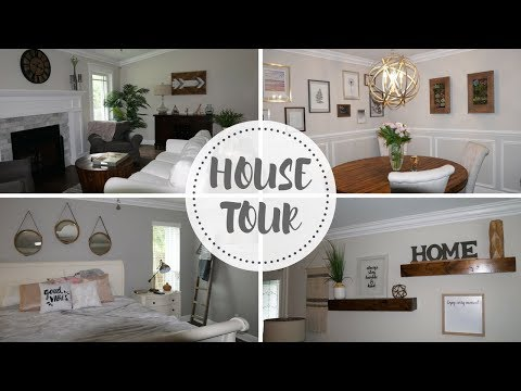 HOUSE TOUR || How I Decorate