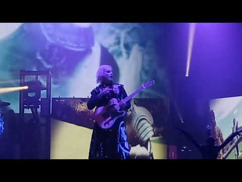 Rob Zombie performing King Freak live at Upheaval 7/17/21