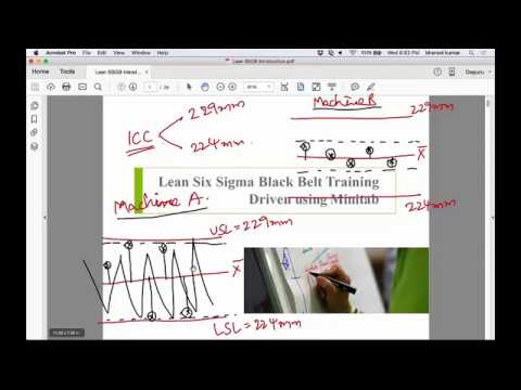 Six Sigma Tutorial 2018: Introduction to Lean Six Sigma Black Belt | LSSBB Training Online | ExcelR