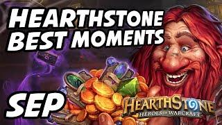 Hearthstone Best Moments | September