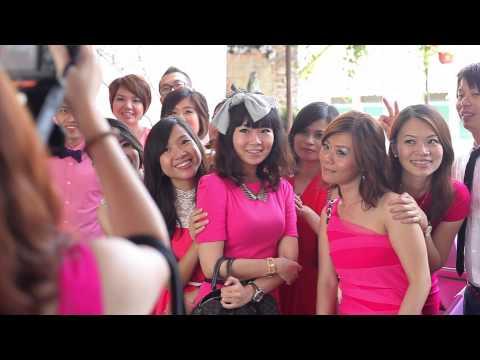 Keen Ming + Kathryn Church Wedding Highlight