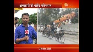 Nagpur | Ambazari Tea Point Area 3 Dead In Accident