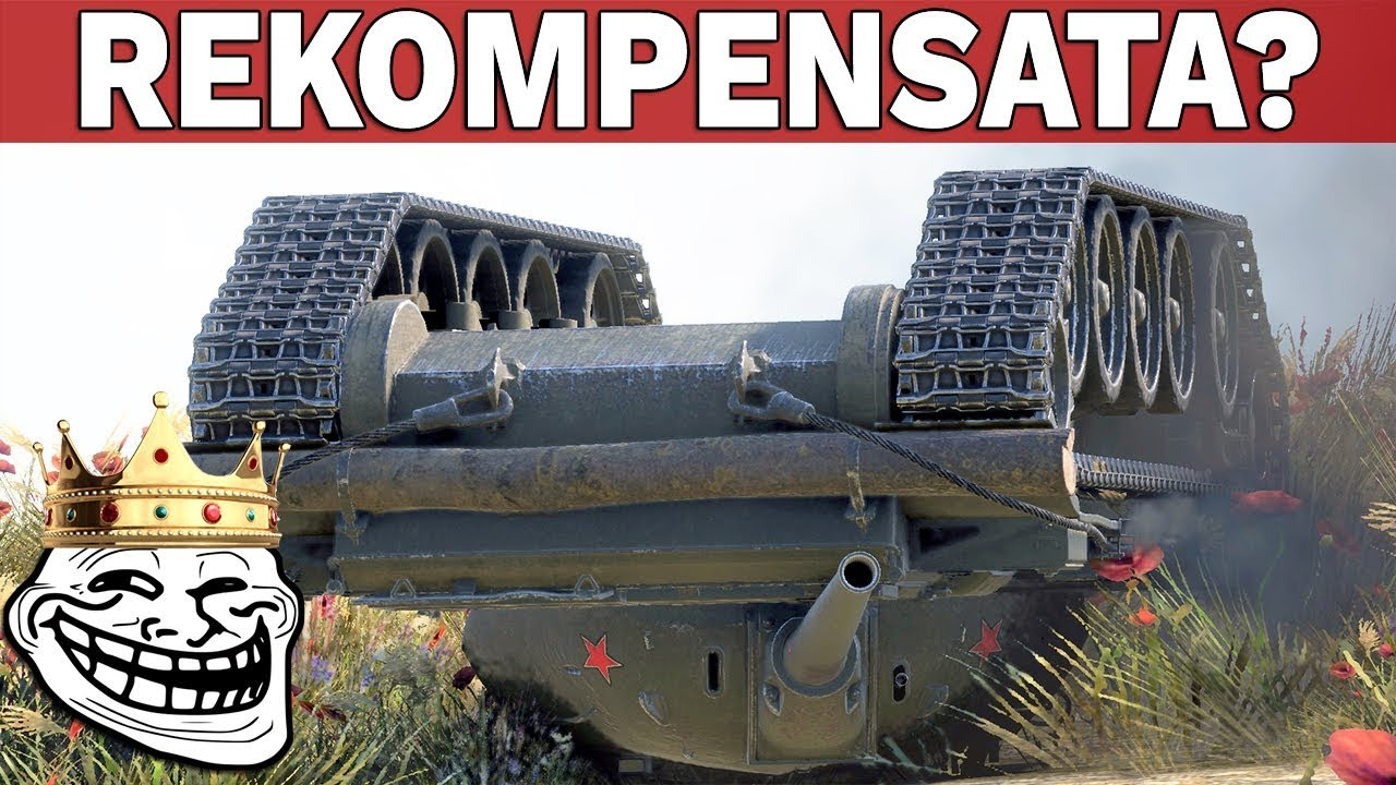 BRAK REKOMPENSATY – World of Tanks