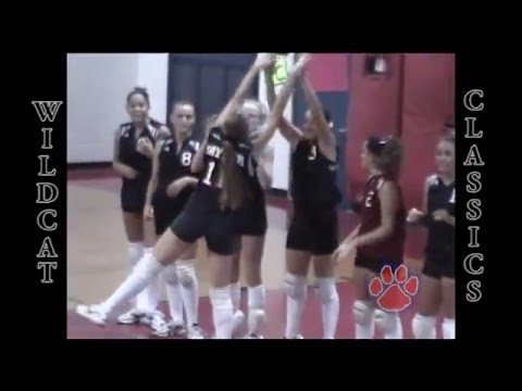 Taylor Volleyball vs Crescent City 2004
