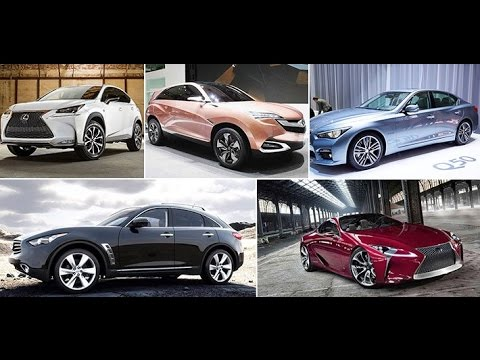 TOP Car companies in the world and his best cars