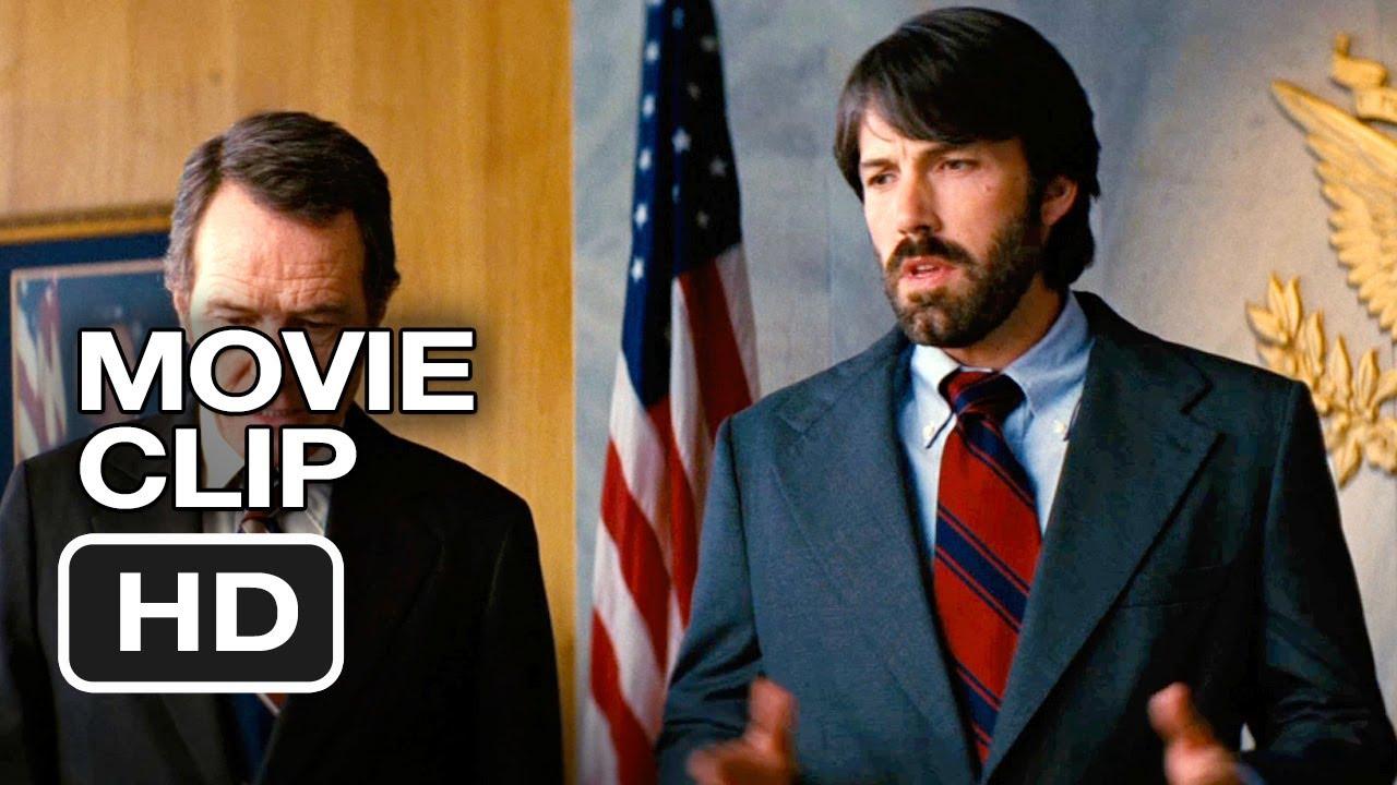 Argo Movie CLIP - Bad Options (2012) - Ben Affleck Movie ...