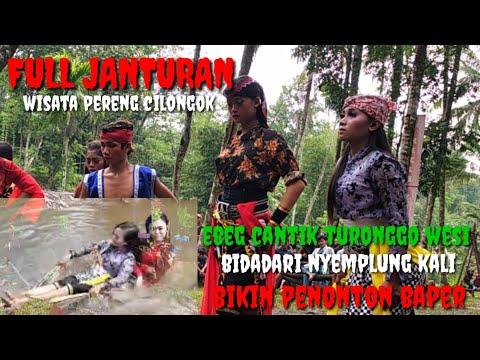 ????Live Full Janturan Tanpa Sensor Ebeg Cantik Turonggo Wesi. Bidadari Nyemplung Sungai Penonton Baper