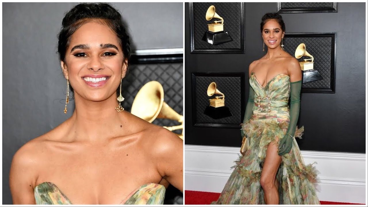 Misty Copeland GRAMMYs 2020 this is why @mistyonpointe is always on point!
