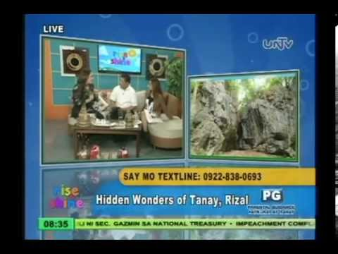 Hidden Wonders of Tanay, Rizal