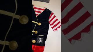Фото Пират Бандит Разбойник Костюм пирата Карнавальные костюмы Pirate Carnival Costumes #shorts