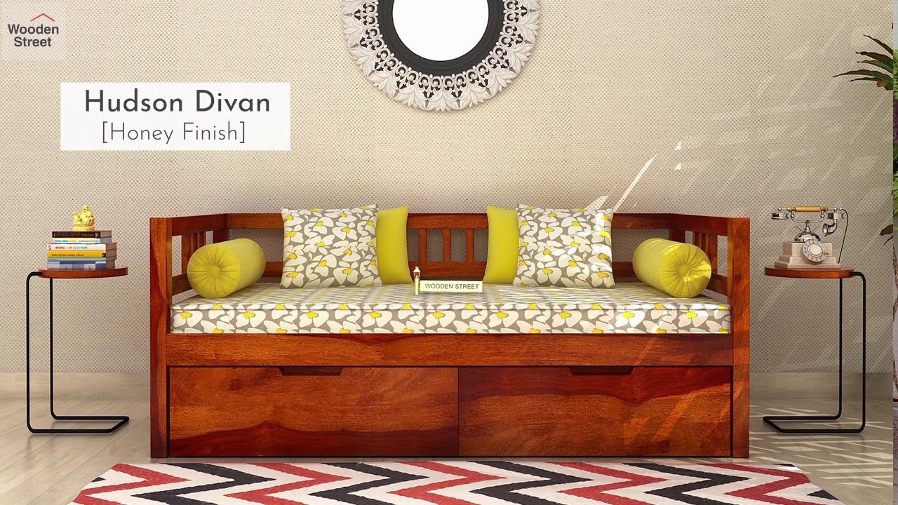 Exceptional Divans   Shop Stylish And Durable Wooden Divan Bed Online From Wooden  Street.