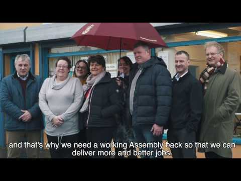 DUP Election Broadcast 3 - 2017 Assembly Election