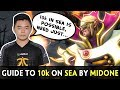 How to get 10k on SEA — 3 secret heroes by MidOne