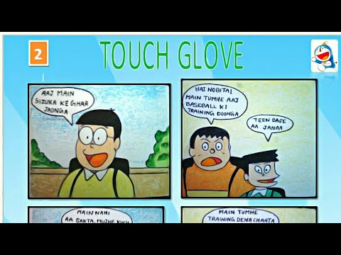 DORAEMON || Hand- Made Comic Book || 2 Episodes