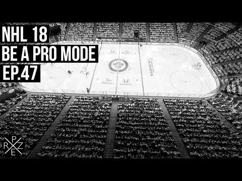 NHL 18 Be A Pro | Los Angeles Kings vs Winnipeg Jets Ep.47 (Xbox One X)