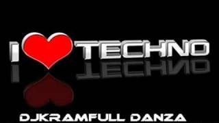Daddy y Yanke   Danza Kuduro   Techno remix DJ KRAMFULL