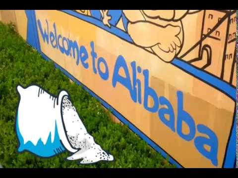 Tour of Alibaba campus in Hangzhou