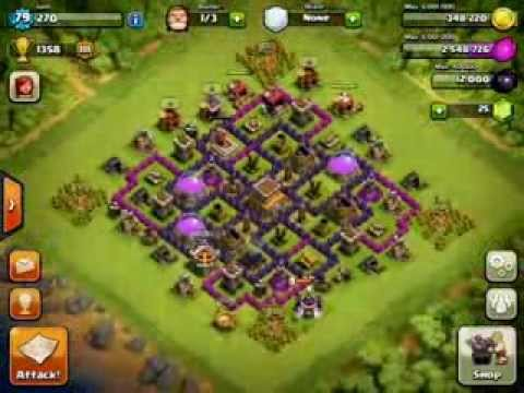 how to make two clash of clans accounts works with all. Black Bedroom Furniture Sets. Home Design Ideas