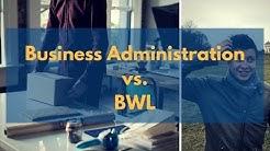 BWL vs. Business Administration - Was von beiden ist besser?