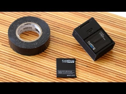 gopro hero3 battery backdoor fix youtube. Black Bedroom Furniture Sets. Home Design Ideas