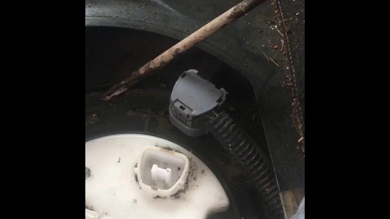 [SCHEMATICS_4CA]  2010 Dodge Avenger fuel pump replacement - YouTube | 2010 Dodge Avenger Fuel Filter |  | YouTube
