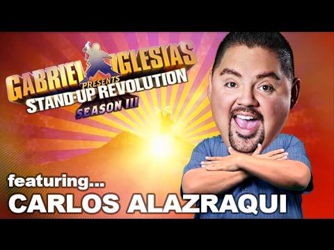 Carlos Alazraqui   Gabriel Iglesias presents: StandUp Revolution! Season 3