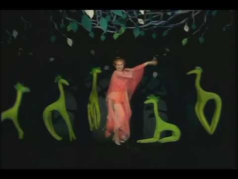 The Muppet : Juliet Prowse & The Green Gazelles