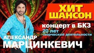 Александр Марцинкевич и группа КАБРИОЛЕТ - LIVE - концерт в БКЗ Октябрьский 2015