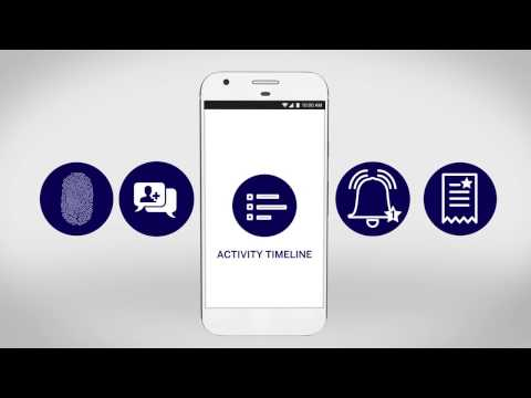 How to manage your activity timeline on the Amex App using an Android device