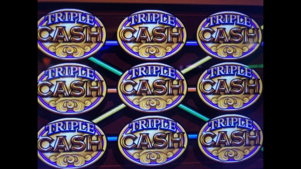 Big Win - Free play Slots @ San Manuel Casino & Pechanga - Gems, Triple Cash, Triple Red Hot 赤富士