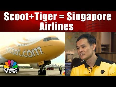 Scoot and Tiger Merge as Singapore Airlines | MANAGING ASIA | CNBC TV18