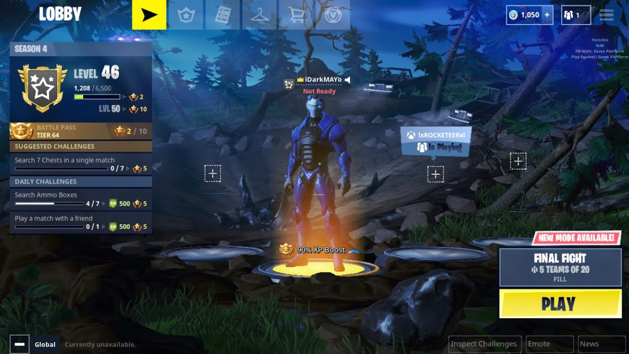 *NEW* Mode + Victory Royale | Fortnite Battle Royale Mobile
